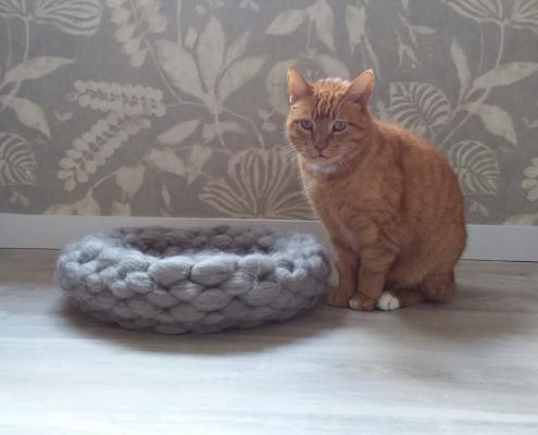 kattenmand-xxl-lontwol